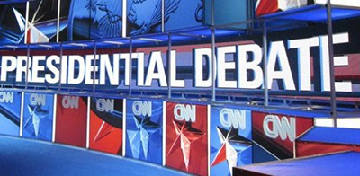 Presidential debates, 2016