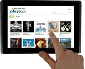 Seattle PlayBack on MUSICat