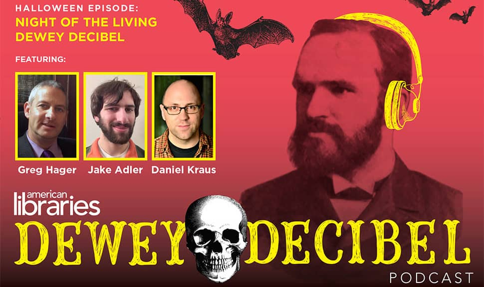 Dewey Decibel Podcast Halloween Episode: Night of the Living Dewey Decibel