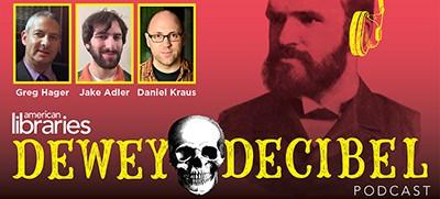 Dewey Decibel, Halloween edition