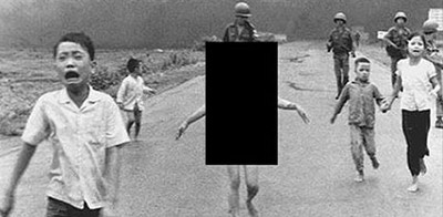 In September Facebook removed a post by Norway's Prime Minister Erna Solberg which showed an iconic Vietnam war photograph. After her post was deleted, Solberg reposted her original message in English and Norwegian, along with a redacted version of the image–in what appeared a commentary on censorship.
