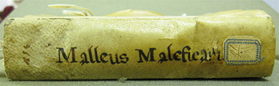 Spine, Malleus Maleficarum