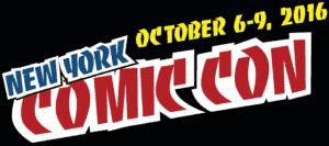 New York City Comic Con 2016 logo