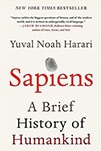 Cover of Sapiens: A Brief History of Humankind, by Yuval Noah Harari