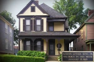 Martin Luther King Jr.'s birth home