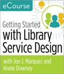Getting Started with Library Service Design