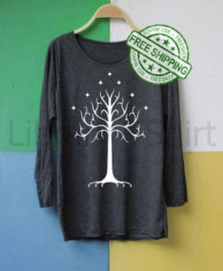 White Tree of Gondor shirt
