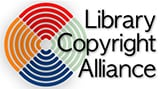 Library Copyright Alliance logo