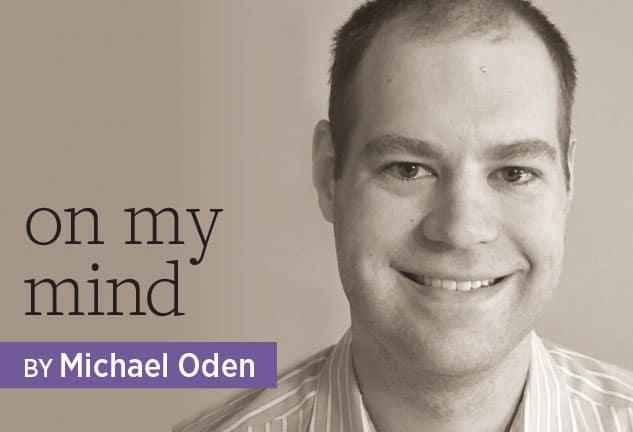 Michael Oden