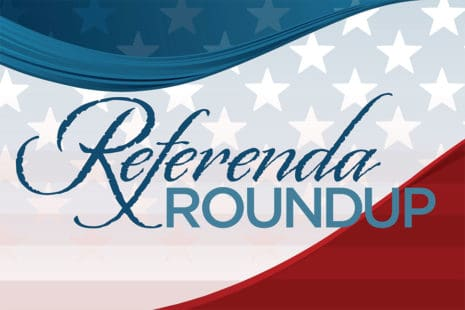 Referenda Roundup 2016
