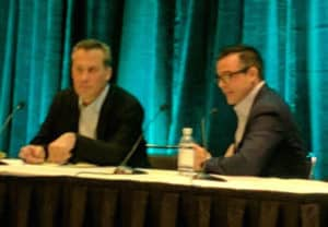 Anthony Marx and Brian Bannon in conversation about libraries' roles as civic spaces.