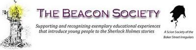 The Beacon Society logo
