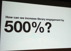 Engagement slide