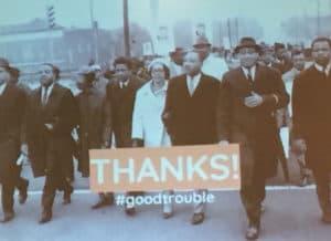 #goodtrouble slide