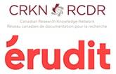 CRKN-Erudit combined logo