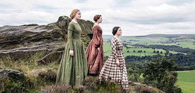 Screenshot from To Walk Invisible: The Brontë Sisters