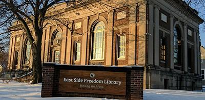 East Side Freedom Library, Saint Paul, Minnesota