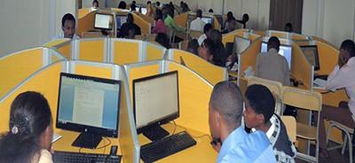 Ghana e-library