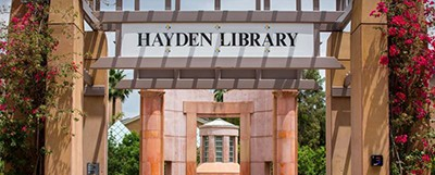 Arizona State University's Hayden Library