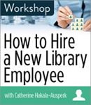 How to Hire a New Library Employee