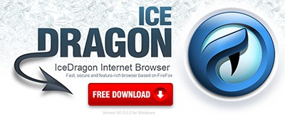 Comodo Ice Dragon browser