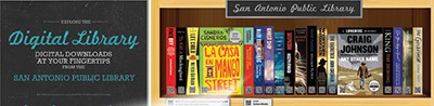 San Antonio's Digital Library Community Project
