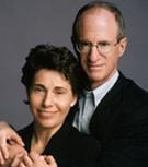 Merryl and James Tisch