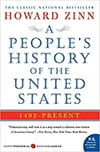 Cover of A People's History of the United States, by Howard Zinn
