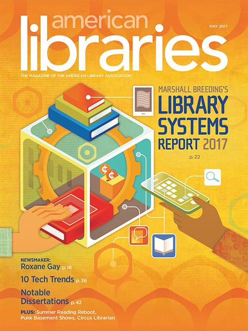 American Libraries May 2017