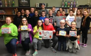 Students at Wanamaker Elementary School in Topeka, Kansas.