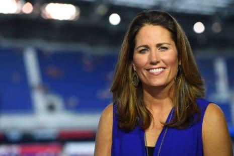 Newsmaker: Julie Foudy