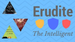 Erudite faction: The Intelligent