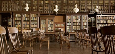 German Society of Pennsylvania library