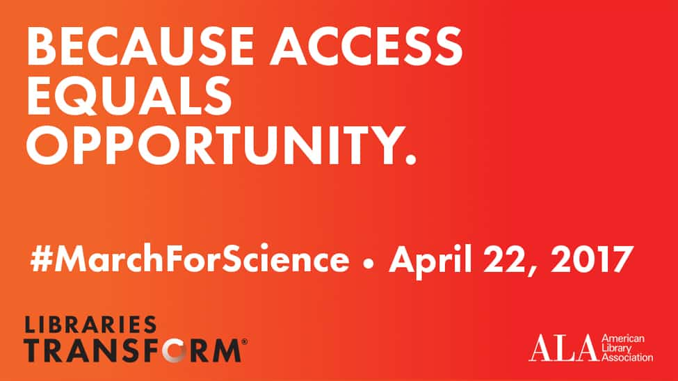 Because Access Equals Opportunity