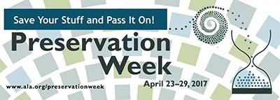 Preservation Week 2017