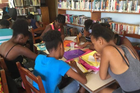 Soufrière Young Authors Project