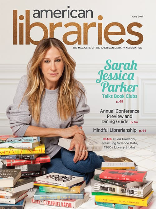 American Libraries June 2017