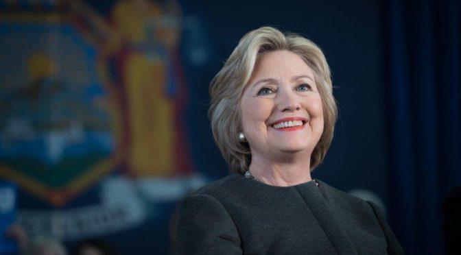 Hillary Rodham Clinton (C) Barbara Kinney