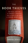 Cover of The Book Thieves, by Anders Rydell