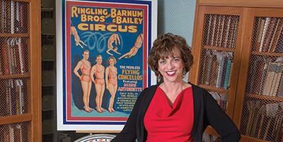 ISU's Maureen Brunsdale