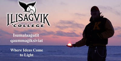 Ilisagvik College: Where ideas come to light