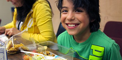 California's Lunch at the Library program