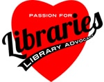 Passion for Libraries logo
