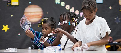 Summer STEM learning in Chicago