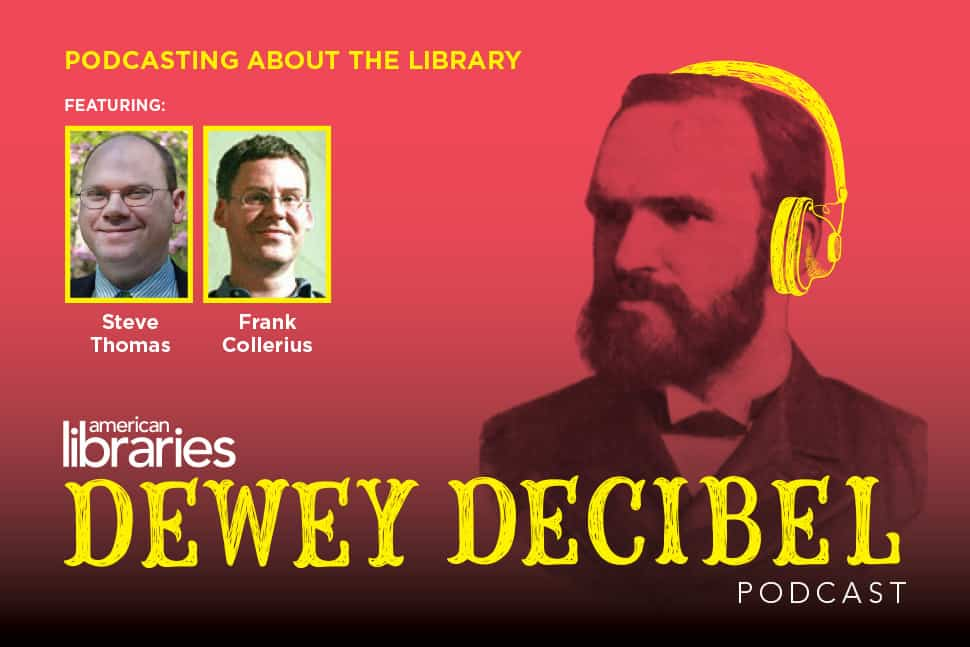 Dewey Decibel Podcast: Podcasting About the Library