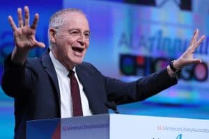 Ron Chernow, one of the most distinguished commentators on politics, business, and finance, delivers the ALA President's Program keynote address