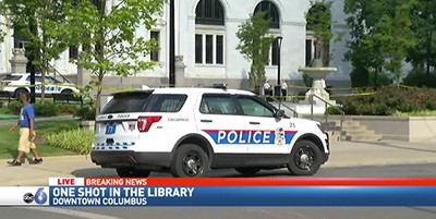Shooting at Columbus (Ohio) Metropolitan Library
