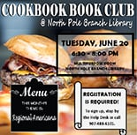 Fairbanks Cookbook Book Club