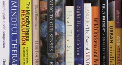 Books on mindful therapy