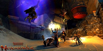 Screenshot from Neverwinter
